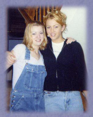Erin & Her Older sister Brandie